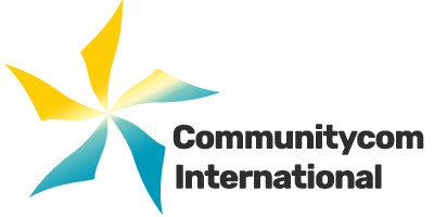 Communitycom International ロゴ